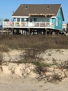 Sea Isle Beach, Galveston, Texas, United States of America