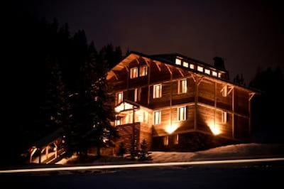 Luxurious chalet with private Spa and Sauna
