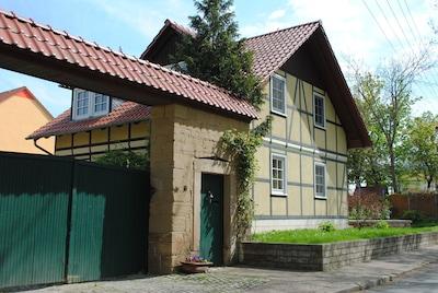 Grammetal, Thuringe, Allemagne