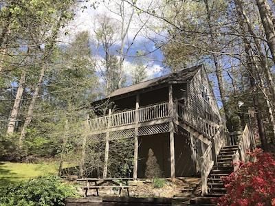 Spring at Fox's Den