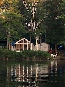 Wilson Lake, Wilton, Maine, United States of America