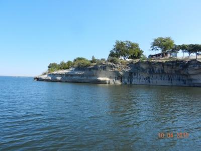 Lake Whitney State Park, Lake Whitney, Texas, USA