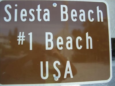 Voted #1 beach by Dr. Beach in 2011 and 2017!!