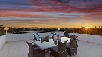 Private rooftop terrace for sole use of guests of apartment 23