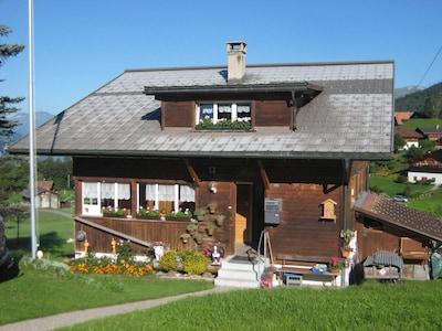Chalet Bergfrieden