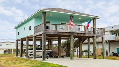Sea Isle, Galveston, Texas, United States of America