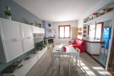 Maison troglodyte Casa Grotto di Vico Solitario, Matera, Basilicate, Italie