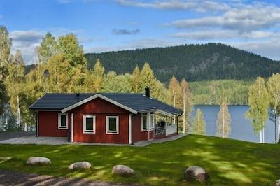 Lysvik Station, Lysvik, Varmland County, Sweden