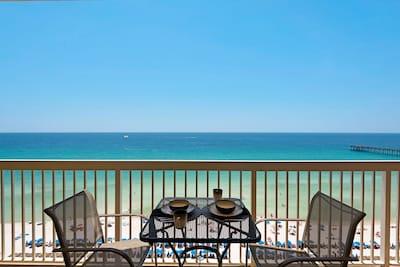 Breakfast on the balcony?