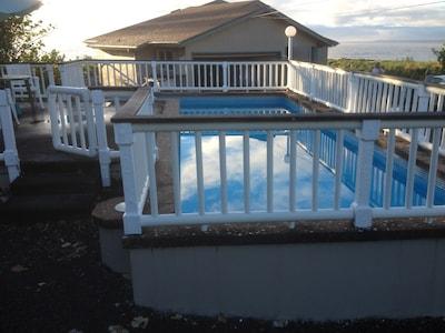 Hale O'Kealoha Ala Kai / House Of Love By The Sea Ocean Front and Pool