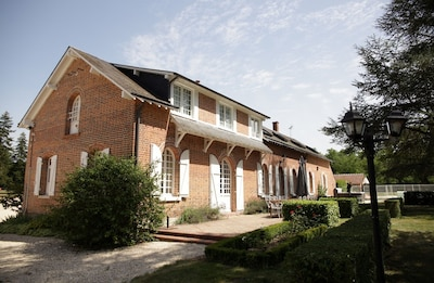 La Maison de Clairbois  Spa extérieur et piscine chauffée (avril a septembre)