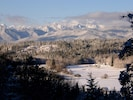 Olympic Winter Morning
