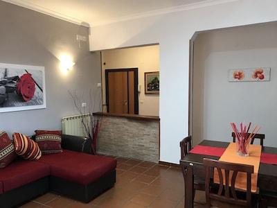 Splendido appartamento a Marina di San Nicola, vicino al mare e vicino Roma