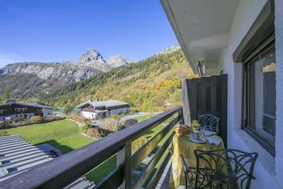 Le Tour, Chamonix, Haute-Savoie (Département), Frankreich