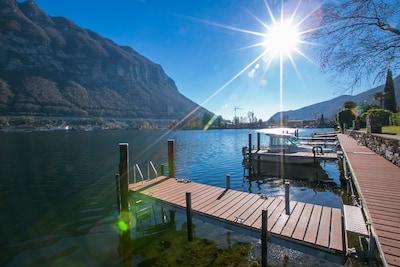 Riva San Vitale, Canton of Ticino, Switzerland