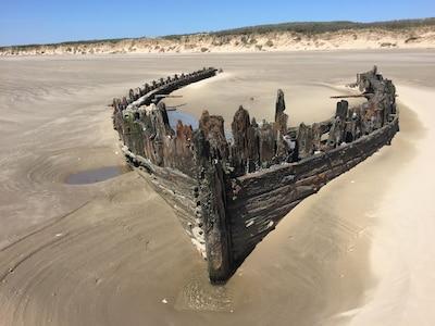 Shipwrecks @ Pembrey