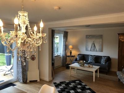 Lykke Hus mit Ambiente & Flair