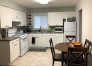New appliances - stove, dishwasher, and refrigerator