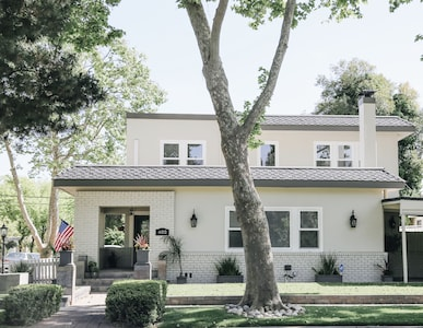 Beautifully and fully renovated 1921 home just two short blocks to downtown Lodi