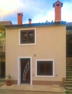 Krsan, Istria County, Croatia