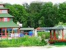 Ferienwohnung im chinesischen Koi-Tempel