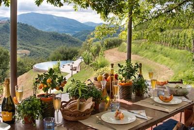 Fosciandora, Tuscany, Italy