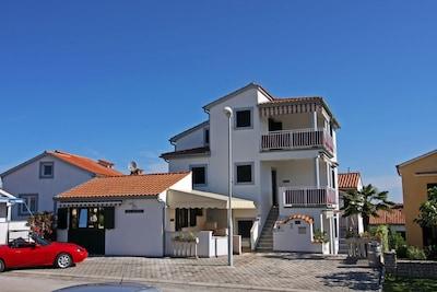 Villa California in Porec - Istrien - Kroatien