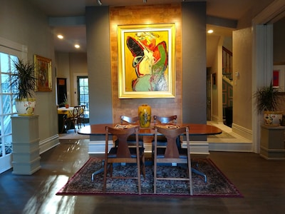 Your first impression of  The Pittsburgh House is Quality, Comfort, & Privacy