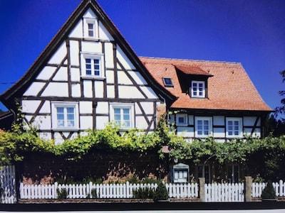 Gleiszellen-Gleishorbach, Rheinland-Pfalz, Deutschland