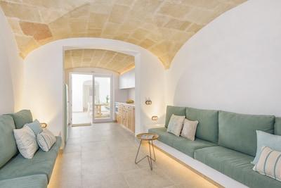 Rustic and luminous style in Casa Sa Font de Menorca