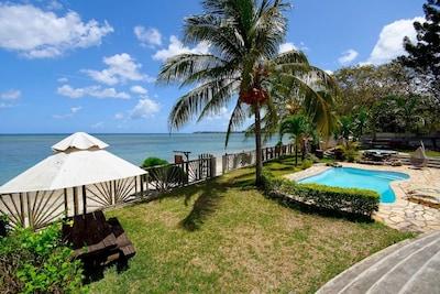 Tombeau Bay, Mauritius