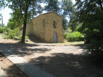 Aubenas, Ardeche, France