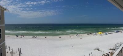 Balcony million dollar view!  Bathe your soul in refreshment.