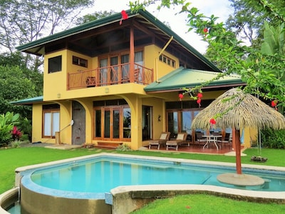 Amazing Ocean and Jungle views from every room!