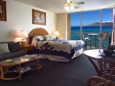 Our Maui home is your Maui home.