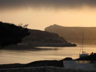 Stavros Beach, Donoussa, South Aegean, Greece
