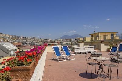 Port of Mergellina, Naples, Campania, Italy