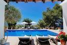 Villa Can Valls. Ibiza. Idéal pour bronzer