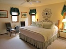 Master Bedroom Suite with King Bed and Attached Bath - On Upper Level