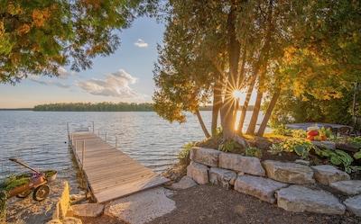 Kangaroo Lake, Baileys Harbor, Wisconsin, United States of America