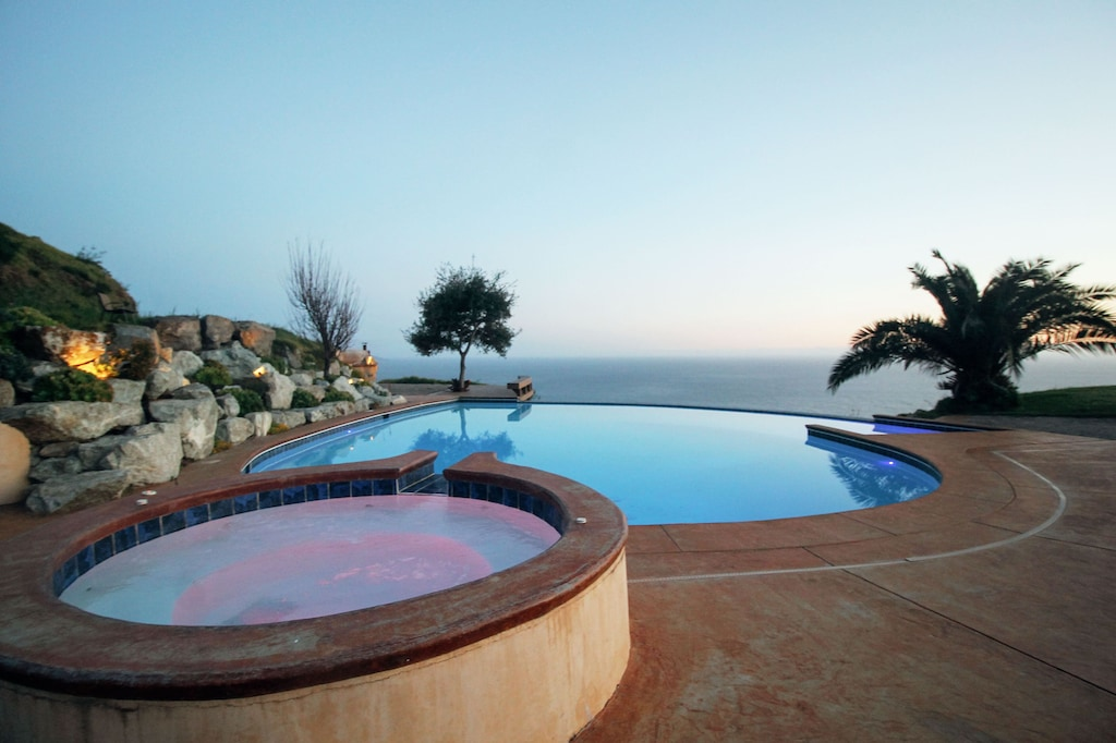 Private Ranch With Hot Tub And Infinity Pool Lucia