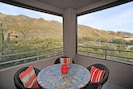 Porch/Catalina Mountains