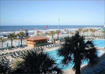 Summit Beach Condo on Panama City Beach Gulf Front Family Rental