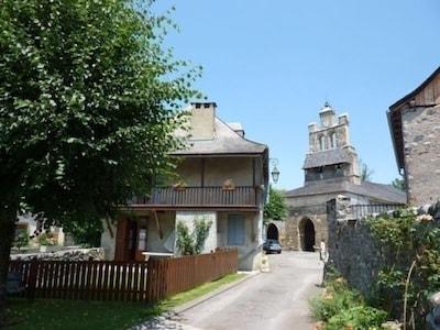 Audressein, Ariege, France
