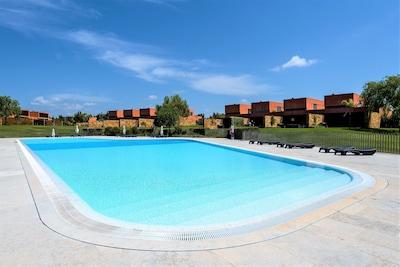 Parcours de golf Dom Pedro Golf: Millennium Golf Course, Vilamoura, District de Faro, Portugal