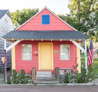 Rosalie Mansion (demeure historique), Natchez, Mississippi, États-Unis d'Amérique