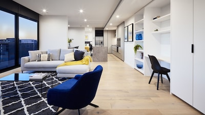 Essendon Luxury accommodation - Essendon Escape is beautifully appointed