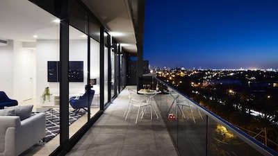 Luxury Accommodation with views to match. StayCentral Corporate Apartments.