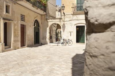 Casa Museo Spada, Lecce, Puglia, Italy