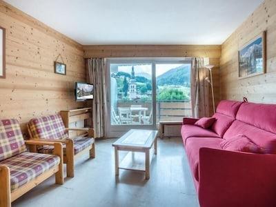 La Clusaz, Haute-Savoie (département), France